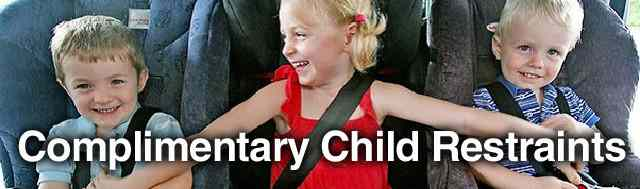 Complimentary Child Restraints Slide-2