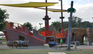 treasure island playground